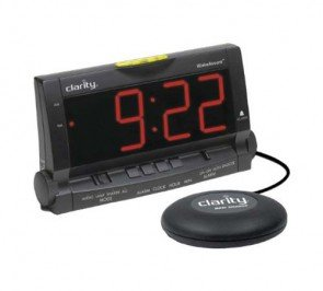 Wake Assure Extra Loud Alarm Clock with Large Numbers