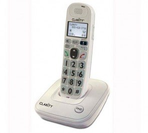 D702 DECT 6.0 Amplified/Low Vision Cordless Phone with CID Display