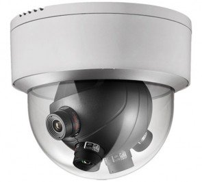 Hikvision Smart Series 8MP Multi-Sensor Outdoor Network Panoramic Dome Camera