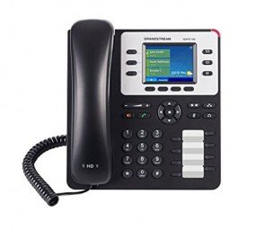 Grandstream GXP2130 Enterprise IP Telephone with 2.8-Inch Color Display