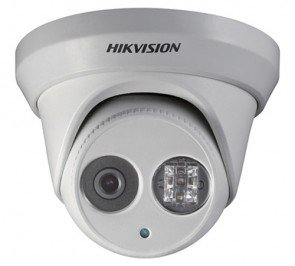Hikvision DS-2CD2332-I-2.8MM 3MP EXIR Turret Network Camera with 2.8mm Lens