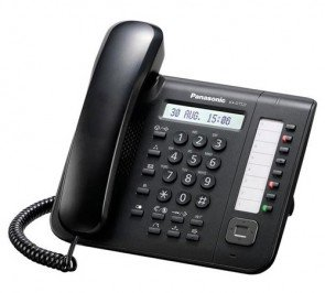 Panasonic KX-DT521-B Digital Proprietary Telephone (Black)