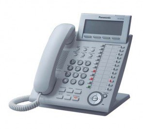 Panasonic KX-NT346 VOIP Phone White
