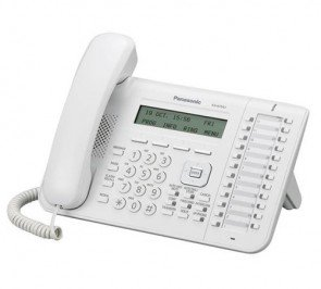 Panasonic KX-NT543 24 Buttons 3-Line Backlit LCD VOIP Phone