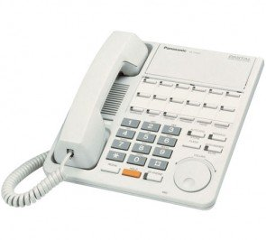Panasonic KX-T7420 Refurbished  12-Line Speakerphone XDP KX-T7420 White