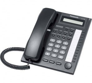 Panasonic KX-T7730-B Telephone Black