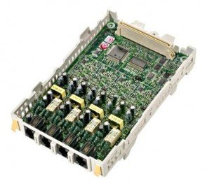 Panasonic KX-TAW84870 4-Port Hybrid Line Card