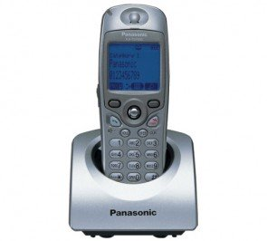 Panasonic KX-TD7695 Multi-Cell DECT 6.0 Wireless Cordless Phone
