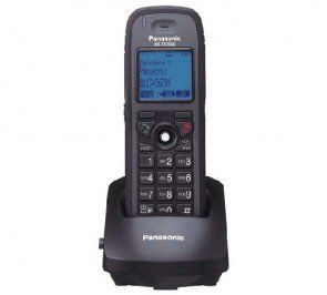Panasonic KX-TD7696-B DECT Wireless Cordless Phone