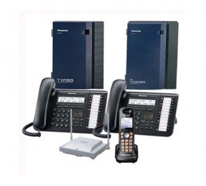 Panasonic KX-TDA50D2VE5 Digital Phone Voicemail and Cordless