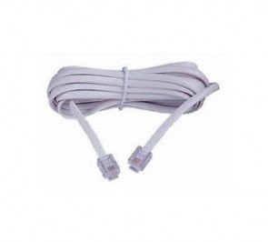 Panasonic KX-T7200 Line Cord (4 Pin 7 Foot)