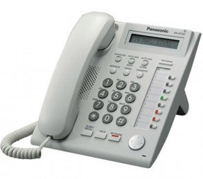 Panasonic KX-NT321 Corded VOIP Phone White