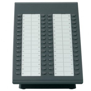 Panasonic KX-NT305-B 60-Key Module Black