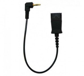 Plantronics 18straight Cable - Quick Disconnect To 2.5 Mm Plug
