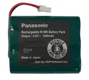 Panasonic PSPT3HRAAU41 Original Factory Hydride Battery for KX-TD7895