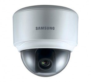Samsung Techwin SND-5080 H.264 HD 720P Dome IP Security Camera