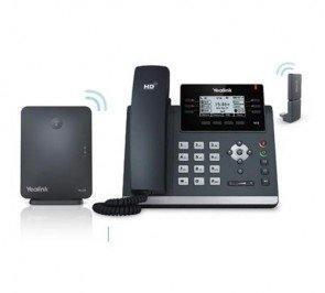 Yealink W41P DECT Desk Phone & Repeater