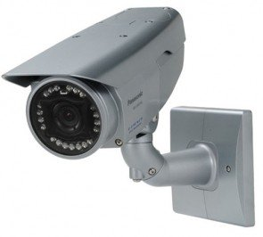 Panasonic WV-SW316L Outdoor Security Camera
