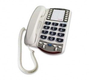 Clarity XL40A Amplified Big Button Phone