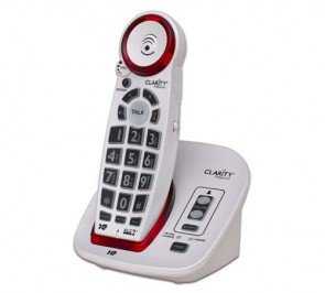 Clarity XLC2 DECT 6.0 Amplified Cordless Big Button Speakerphone