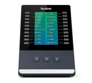 Yealink EXP50 Expansion Module for Phone SIP-T58V- T58A- T56A- T54S- T52S