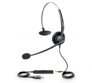 Yealink YHS33-USB Wideband USB Headset for IP Phones